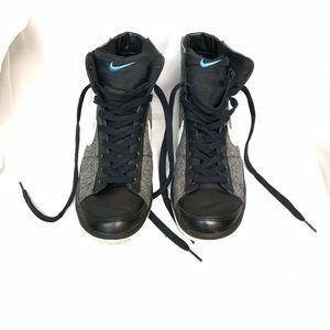 Nike Hi-Top Gym Shoe